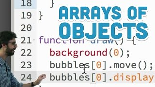 Download Youtube: 7.3: Arrays of Objects - p5.js Tutorial