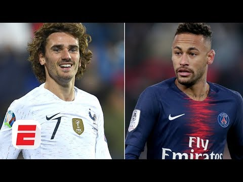 Barcelona transfer talk: Antoine Griezmann is in, but what about Neymar? | ESPN FC