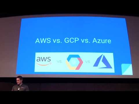 AWS vs. Azure vs. Google Cloud Comparison