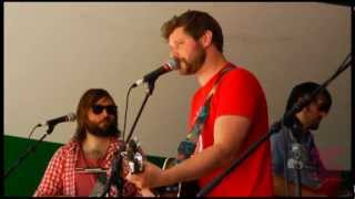 Dan Mangan performs 'Starts with Them, Ends with Us' at the 2012 Calgary Folk Music Festival