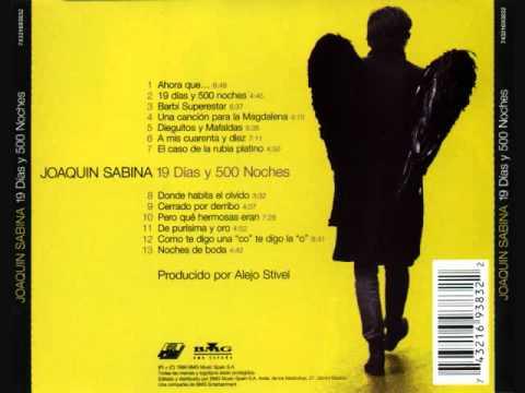 Dieguitos y Mafaldas - Joaquín Sabina