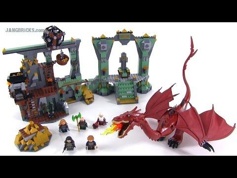 LEGO® The Hobbit™ Смауг и Одинокая гора 79018