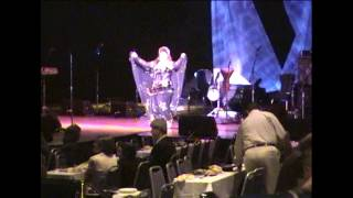 Lebanese Singer Wael Kfoury & NJ Belly Dancer Soraya Concert  Resorts Casino AC  وائل كفوري