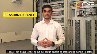 Know more about our Purge Panels or pressurized panels in detail – CSE Solutions
