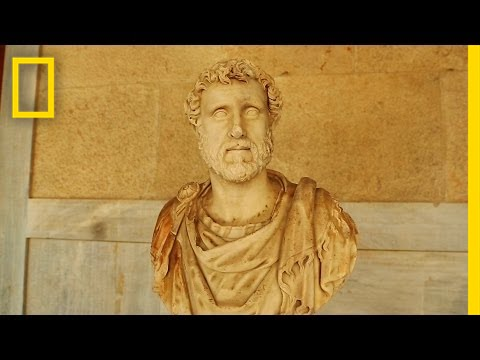 Greek And Roman Statues Were Once Colorfully Painted | National Geographic thumbnail