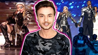 Madonna, Quavo   Eurovision Song Contest 2019 [REACTION]