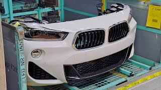 BMW X2 (2018) PRODUCTION