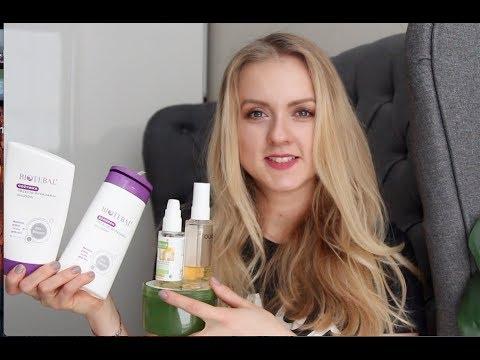 Micelarny olejek do włosów