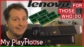 Tiny PC - Lenovo ThinkCentre M93 RAM Upgrade - 985