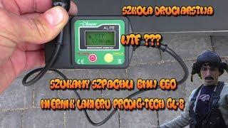 Szkoła Druciarstwa Szukamy Szpachli w Bmw E60 Miernikiem Lakieru Prodig-Tech GL-8s Wazzup :)