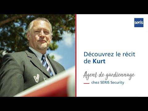Découvrez le récit de Kurt Agent de Gardiennage chez SERIS Security