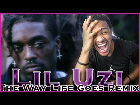 Lil Uzi - The Way Life Goes Remix (Ft. Nicki Minaj) GONE WRONG  REACTION