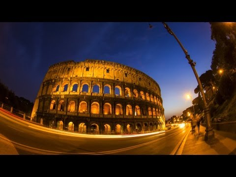 Hyperlapse Italy
