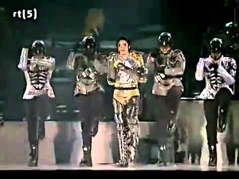 Michael Jackson they don't care about us HD