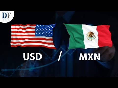 USD/MXN Forecast — April 22nd 2019