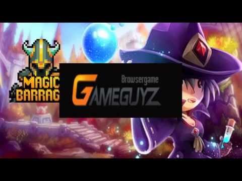 Magic Barrage - Bitferno