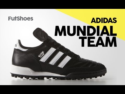Adidas Mundial Team - Unboxing + On feet - FutShoes
