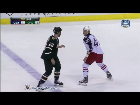 Lane MacDermid vs. Jared Boll