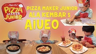 KEMBAR 5 JAGO BIKIN PIZZA Video thumbnail
