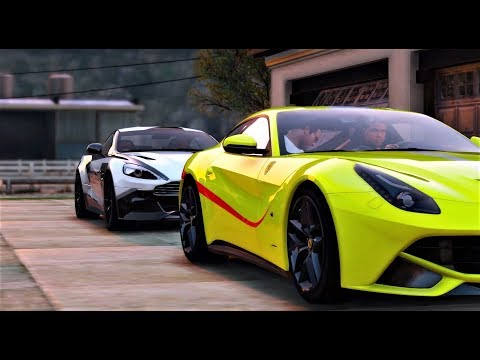 GTA V | EXOTIC SUPERCARS WITH STUNNING LIVERIES & PAINTJOBS | GTA 5 MODS