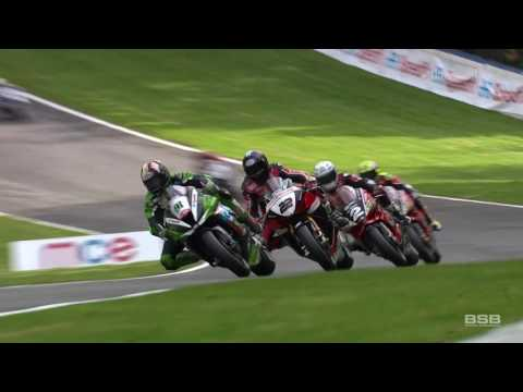 MCE BSB - R12 Brands Hatch GP Race 2 Highlights