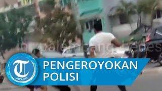 Viral Video Pengeroyokan Polisi oleh Dua Anggota TNI hanya karena Kesalahpahaman