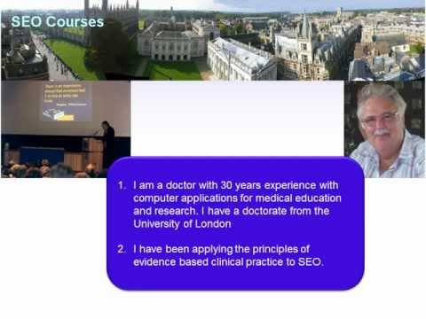 SEO Courses in London and Essex