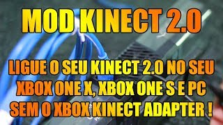how to mod kinect v2 to work on pc - Free video search site