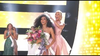 Miss USA 2019 Crowning Moment Video