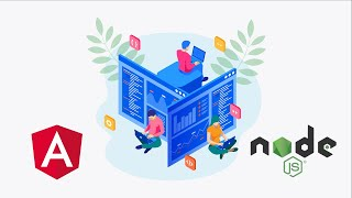 Angular 8 Real World Web Application Development with Node.js & MariaDB