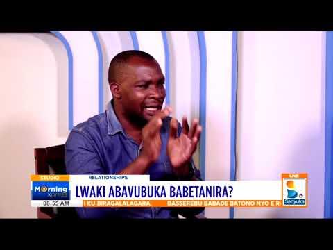 Okuganza ba sugar mummy ne ba sugar daddy Part 1| Sanyuka Morning Express