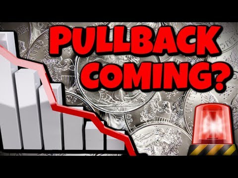 Will Silvers Price PULLBACK Soon?