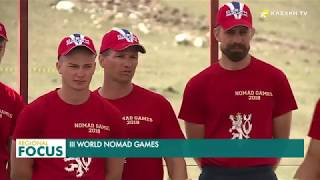 III World Nomad Games: Asyk atu is one of the oldest games of nomads