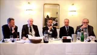 Cybersecurity Roundtable in the New Global Context WEF15 part2