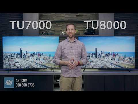 Телевизор Samsung UE65TU8502 Video #1