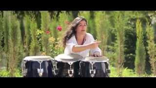 Madelín ESPINOSA MARTÍNEZ (Cuba) Latin Percussion, profesora PercuFest 2014