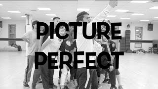 Chris Brown - Picture Perfect | @RonelTalker Choreography (Beginners Hip-Hop Class)