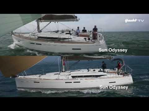 JEANNEAU SUN ODYSSEY 439 - 2012