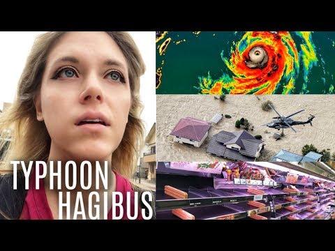 Super Typhoon Hagibis Hits Japan: My Experience & Aftermath
