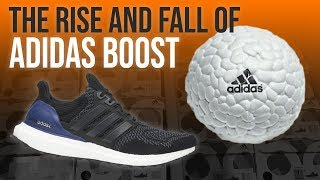 The Rise And Fall Of Adidas Boost: What Happened?