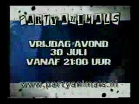 Video thumbnail of Party Animals - Gang of 4 Commercial