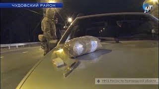Пресечен канал поставки наркотиков в Великий Новгород