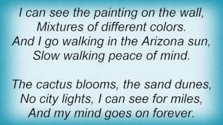 Rory Gallagher - Tucson, Arizona Lyrics