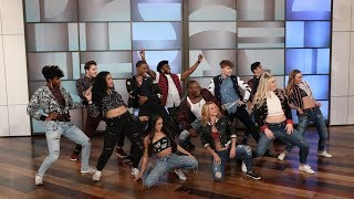 'So You Think You Can Dance' Top 10 Bring the Swag to the Stage!