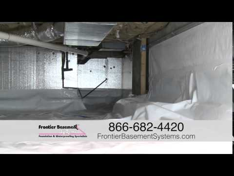 Frontier Basement Systems is a proud part of the network that pioneered the crawl space encapsulation industry in the world!We set the standard for crawl space repair in TN and KY, providing patented and award winning solutions for all types of crawl space problems!From drainage to mold and moisture control, structural repairs and crawl space insulation!We transform crawl spaces into clean, healthy and energy efficient spaces, improving indoor comfort and air quality, and protecting the structural integrity of your home!