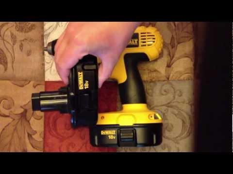 18v Dewalt Cordless Drill Review