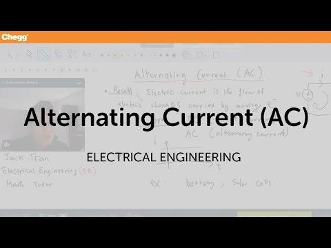 A description of alternating current essay