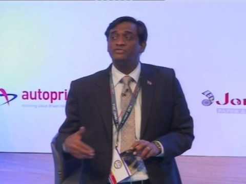 Print Summit 2014 : Radhakrishnan Pillai, Chanakya Institute of Public Leadership at Print Summit 2014