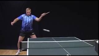 Робот тренажер для настольного тенниса