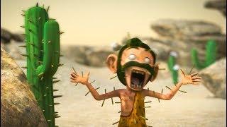 Око Леле - 2 Серия  - Любопытство - прикольный мультик - Kedoo Классные Мультфильмы